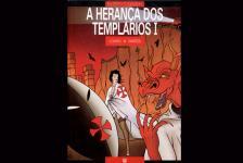 Luis Louro - Albuns BD - A Herança dos Templarios I