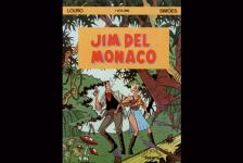 Luis Louro - Albuns BD - Jim del Monaco 1