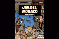Luis Louro - Albuns BD - Jim del Monaco 2 - Menatek Hara