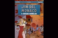 Luis Louro - Comic Albums - Jim del Monaco 3 - Red Dragon