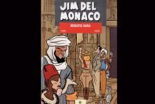 Luis Louro - Albuns BD - Jim del Monaco II - Menarek Hara