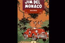 Luis Louro - Albuns BD - Jim del Monaco VII - Baja Africa