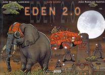 Luis Louro - Comic Albums - Eden 2.0