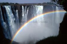 Cataratas Victoria-Zimbabué