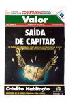 Luis Louro Ilustracao - Capa Revista Valor No43 08-1992